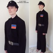 Imperial Death Star Officer Uniform